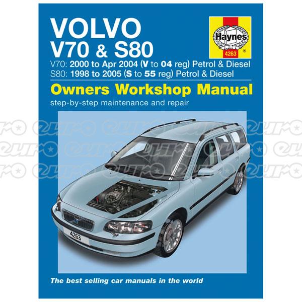 download 05 Volvo V70 workshop manual