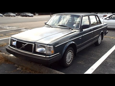 download 87 Volvo 240 workshop manual