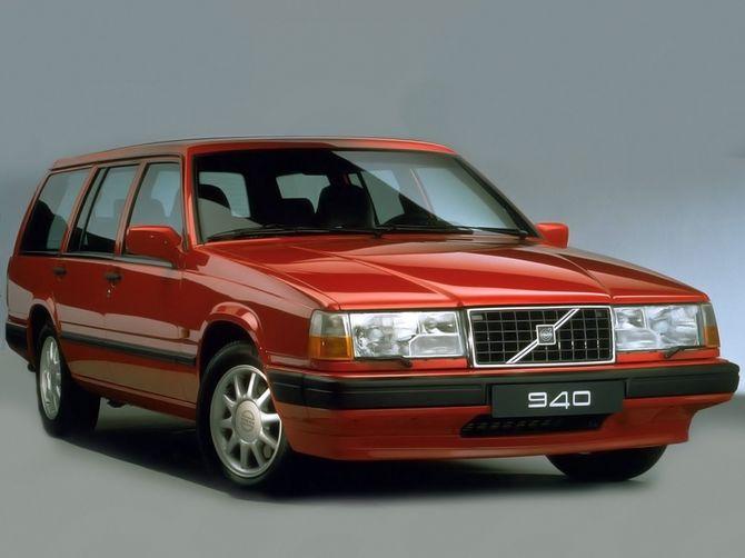 download 95 Volvo 940 workshop manual