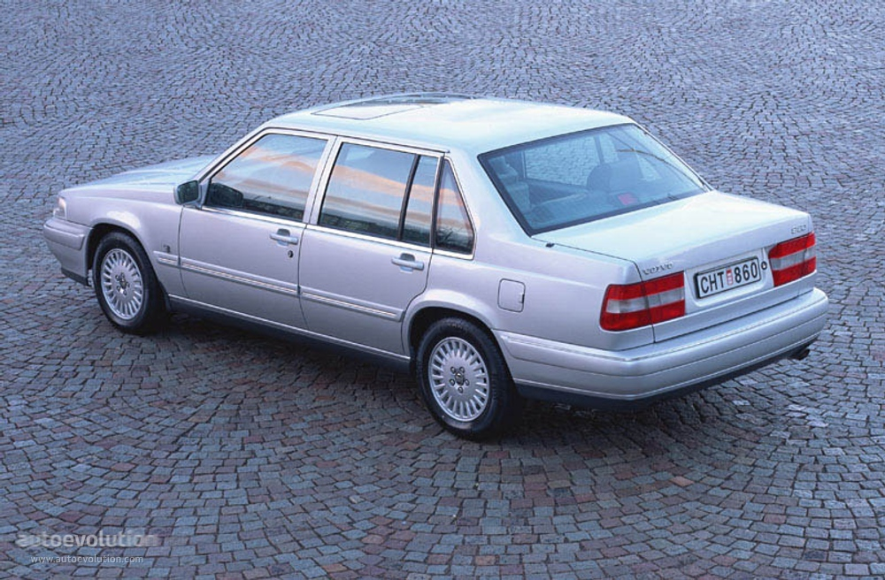 download 97 Volvo S90 V90 workshop manual