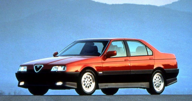 download ALFA ROMEO 164 workshop manual