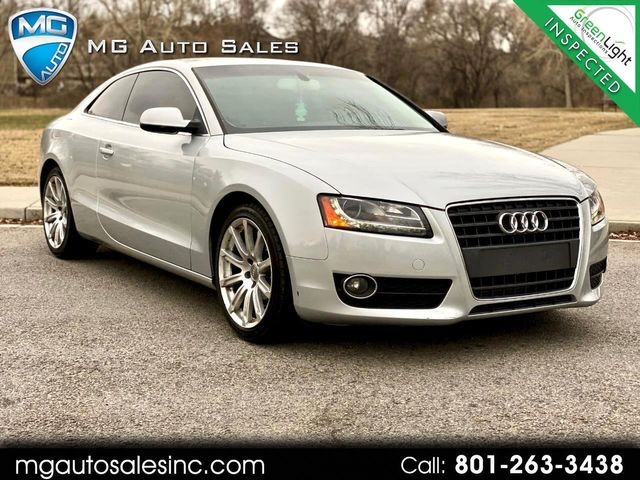 download AUDI A5 workshop manual