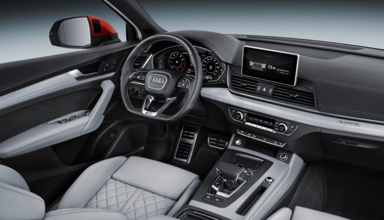 download AUDI Q5 workshop manual