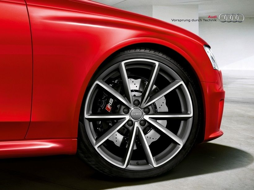 download AUDI RS4 workshop manual