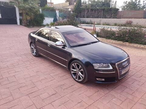 download AUDI S8 workshop manual