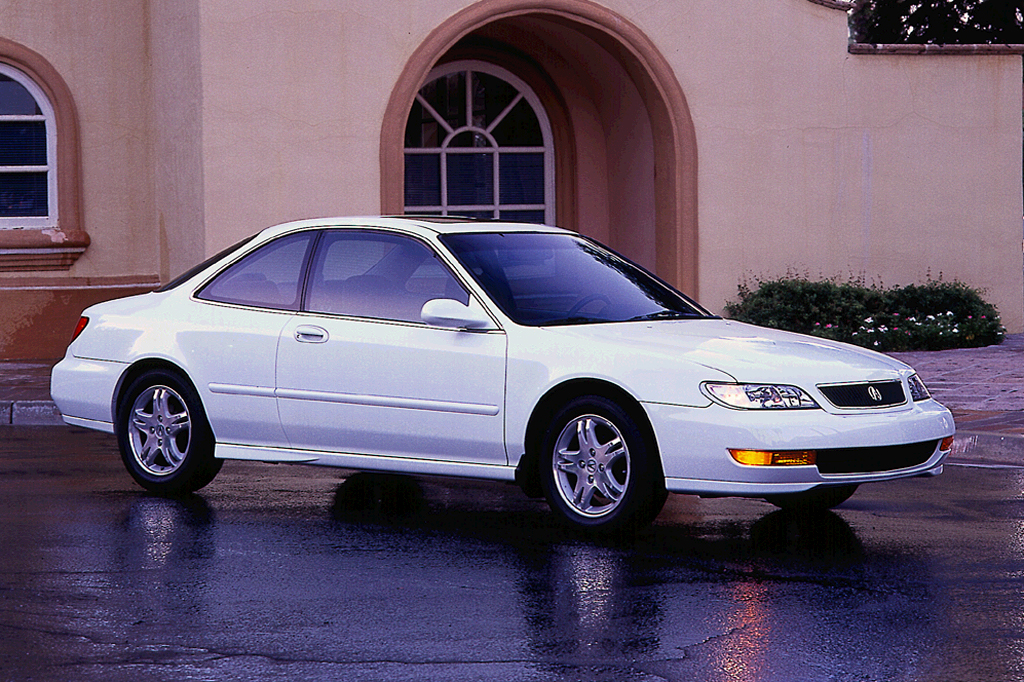 download Acura CL workshop manual