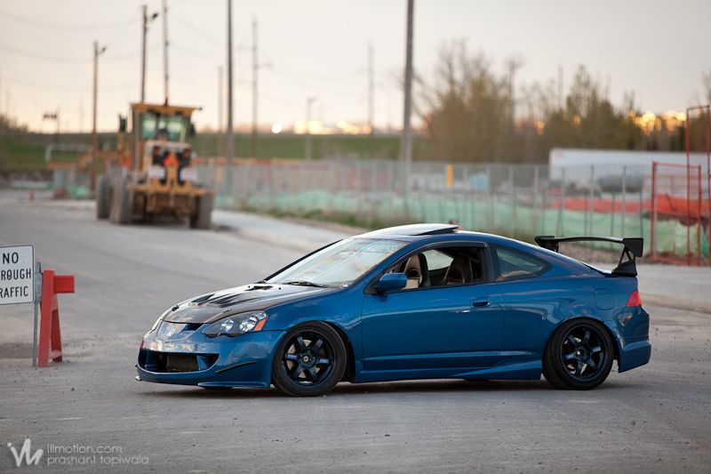 download Acura RSX workshop manual
