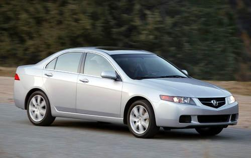 download Acura TSX workshop manual