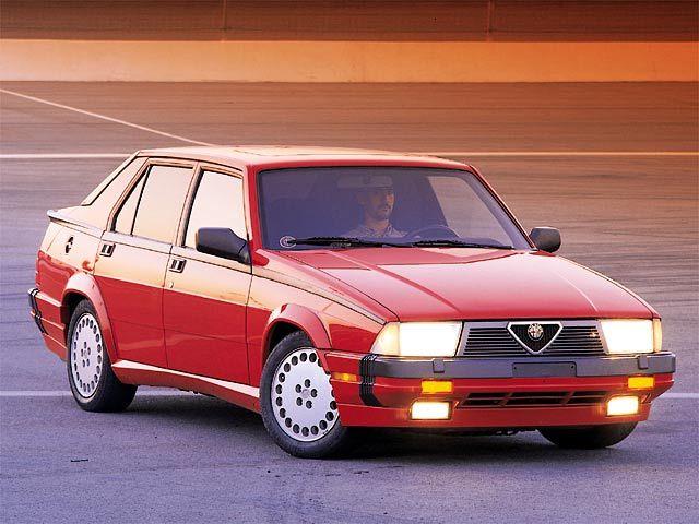 download Alfa Romeo 75 Milano 2.5 3.0 V6 workshop manual