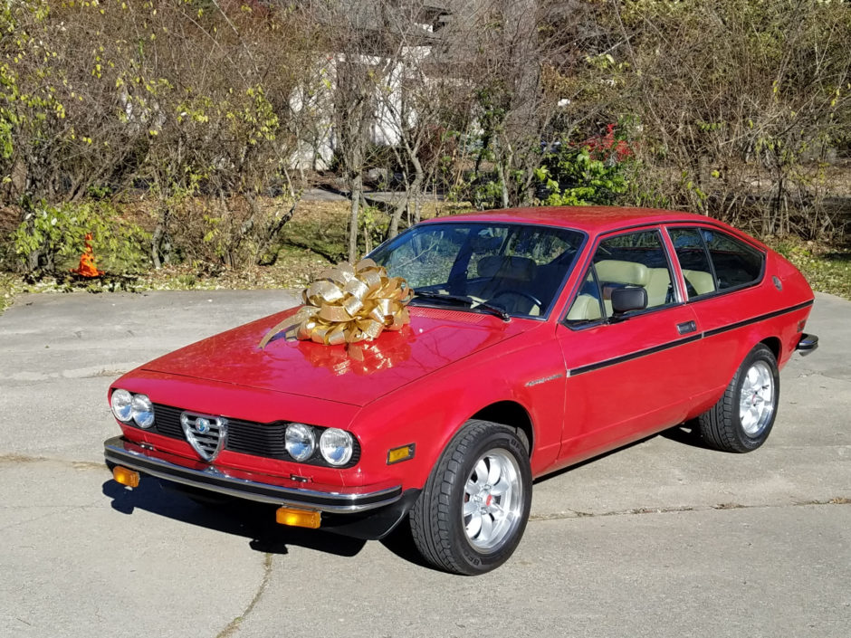 download Alfa Romeo Alfetta workshop manual