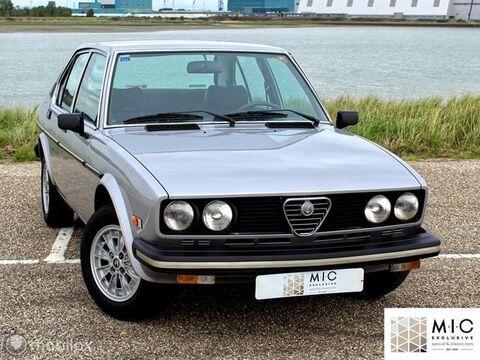download Alfa Romeo Alfetta workshop manual