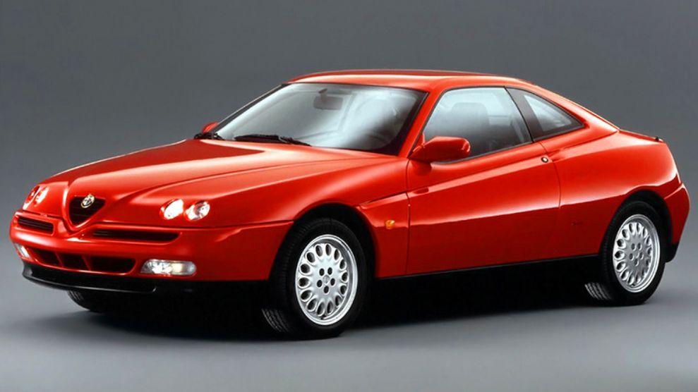 download Alfa Romeo GTV Spider DIY workshop manual