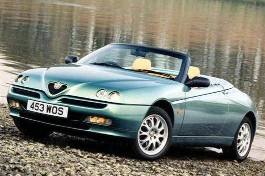 download Alfa Romeo GTV Spider workshop manual