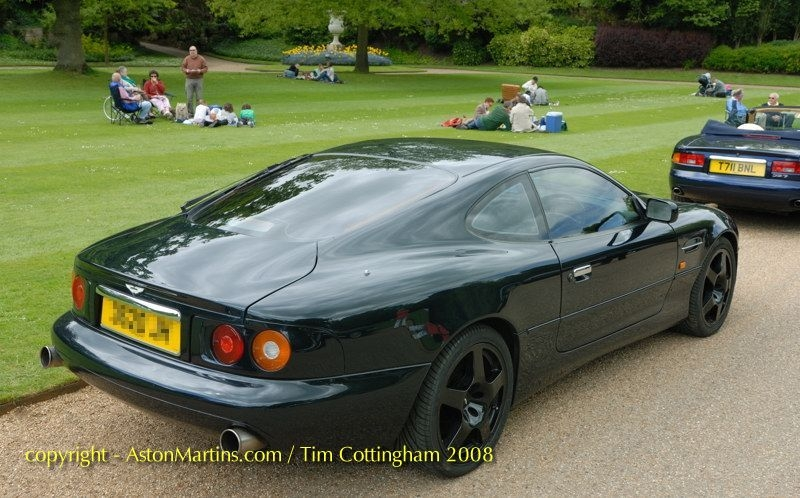 download Aston Martin DB7 workshop manual