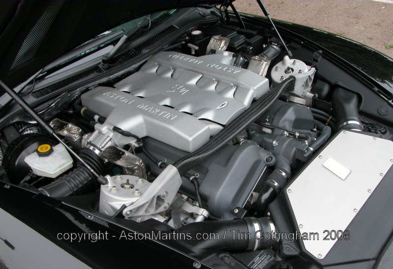download Aston Martin V12 Vanquish workshop manual