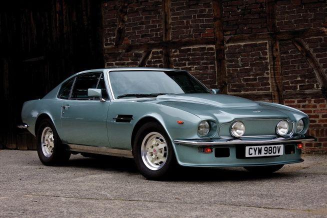 download Aston Martin V8 Saloon workshop manual