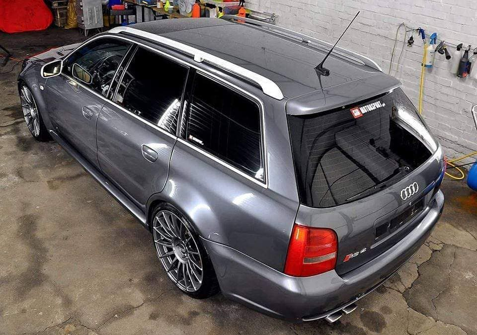 download Audi A4 B5 avant workshop manual