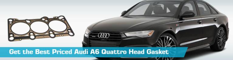 download Audi A6 Quattro workshop manual