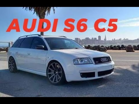 download Audi RS6 C5 workshop manual