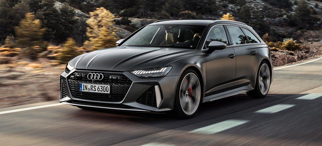 download Audi RS6 workshop manual