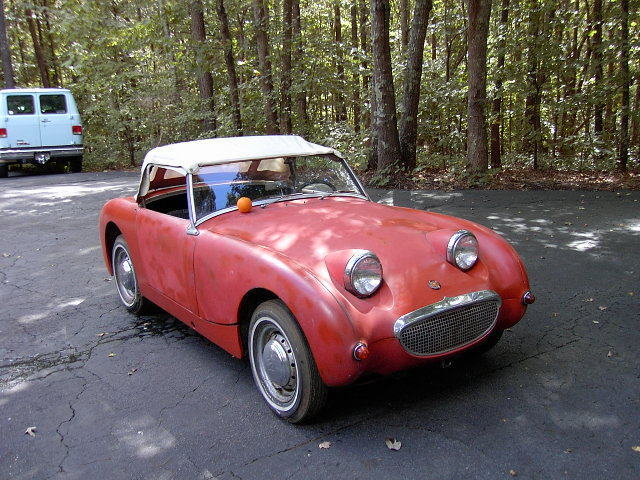 download Austin Healey Sprite workshop manual