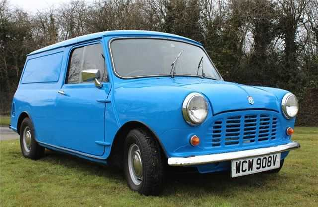 download Austin Morris Mini Minor Mini Traveller Mini Van Original workshop manual
