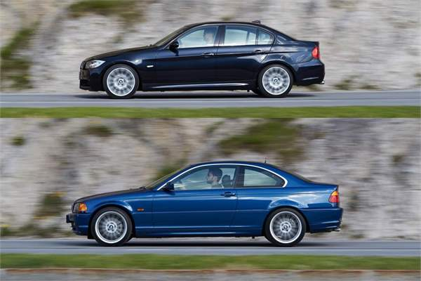 download BMW 3 Coupe workshop manual