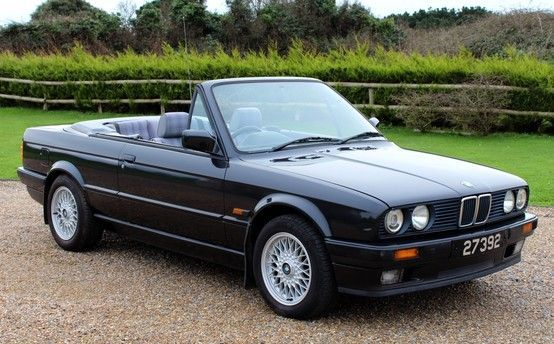 download BMW 3 E30 Touring Convertable workshop manual