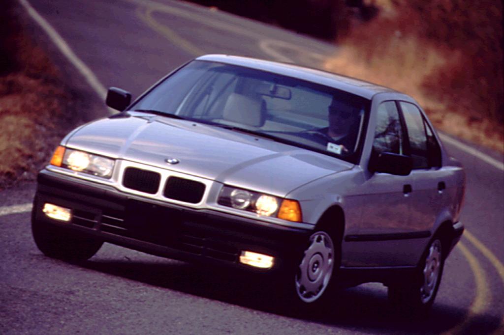 download BMW 316I 318I 318IS workshop manual