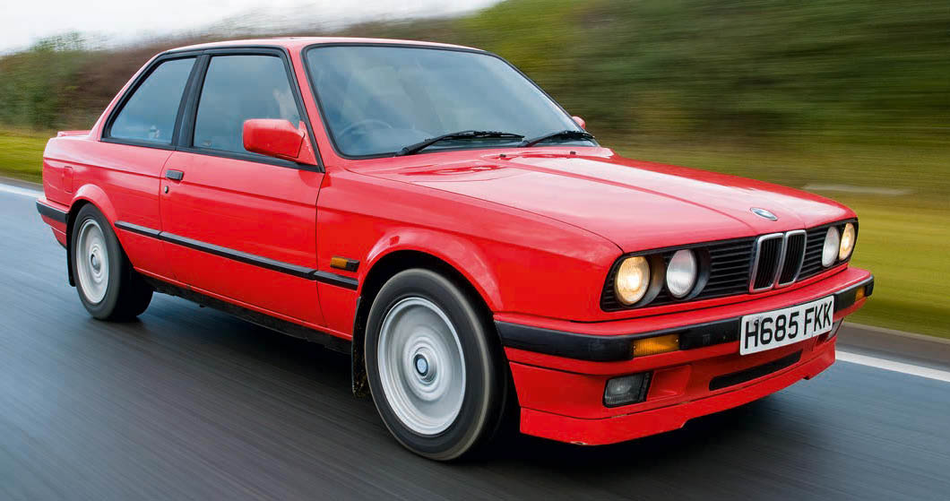 download BMW 318I E30 workshop manual