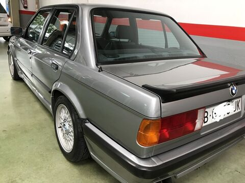 download BMW 325 E30 workshop manual