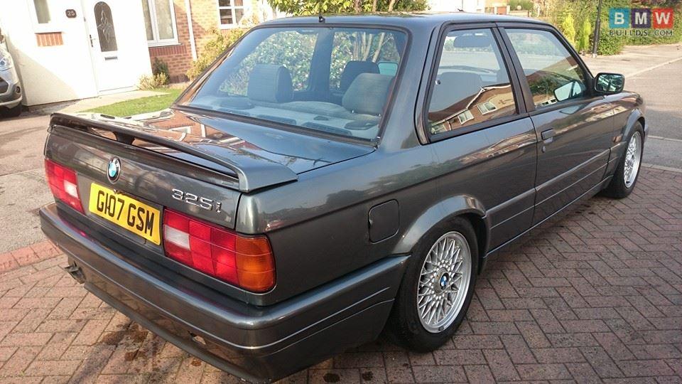 download BMW 325i 325is workshop manual
