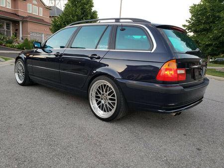 download BMW 325i Sports Wagon workshop manual
