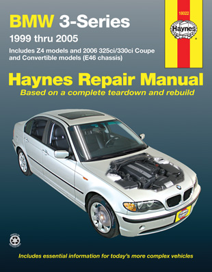 download BMW 325xi workshop manual