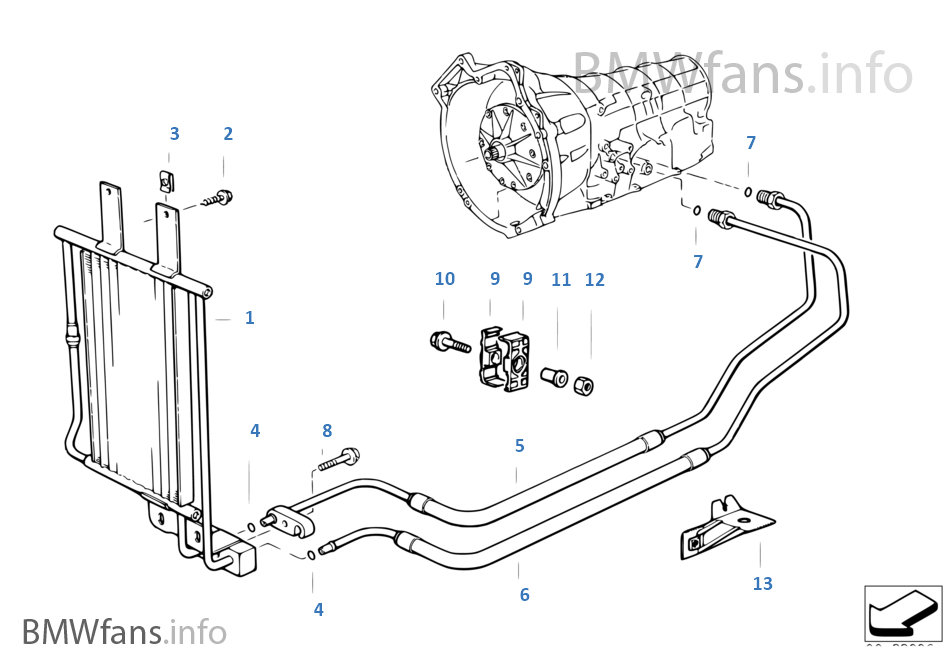 download BMW 328I E36 workshop manual