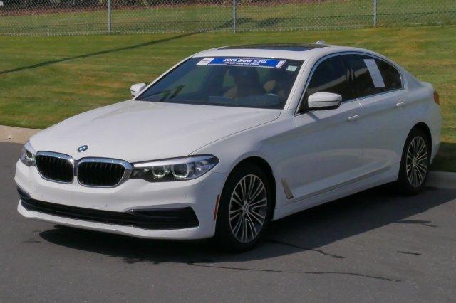 download BMW 5 Series 530i Touring workshop manual