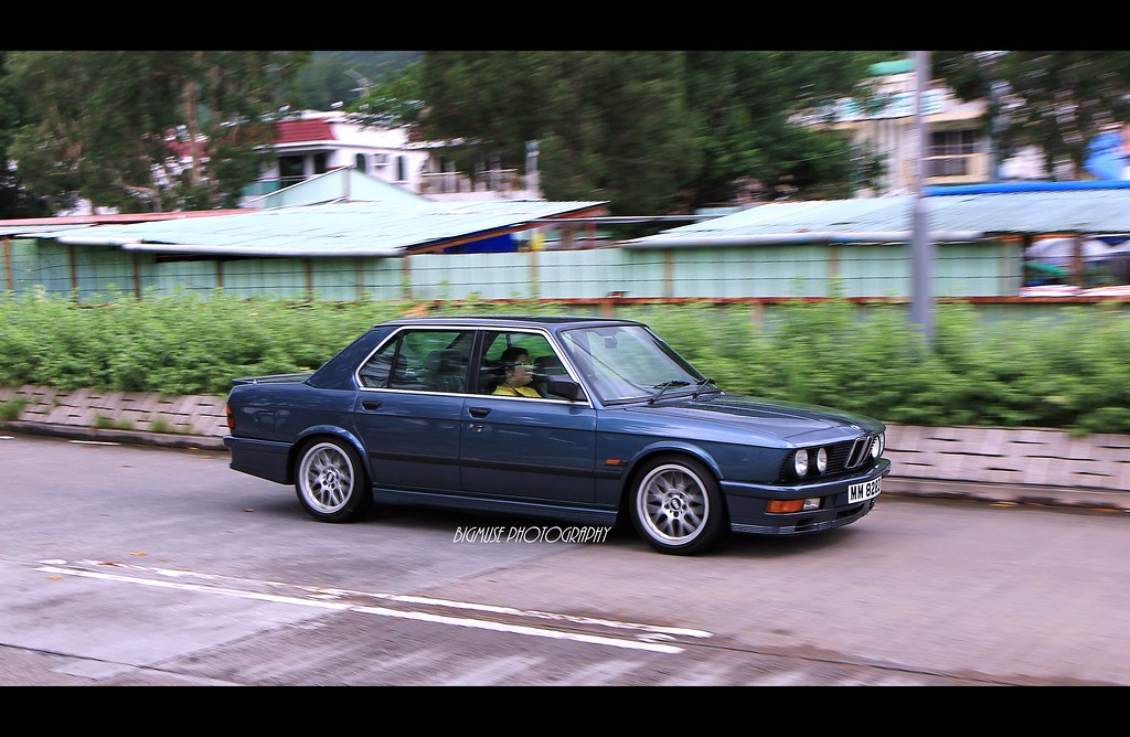 download BMW 5 Series E28 workshop manual