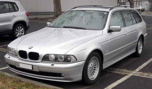 download BMW 5 Series E39 workshop manual