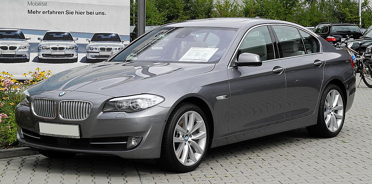 download BMW 5 Series F10 SEDAN workshop manual