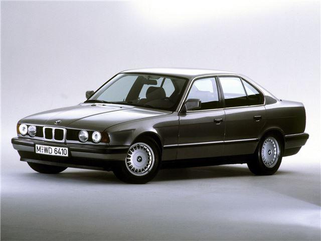 download BMW 518I E34 workshop manual