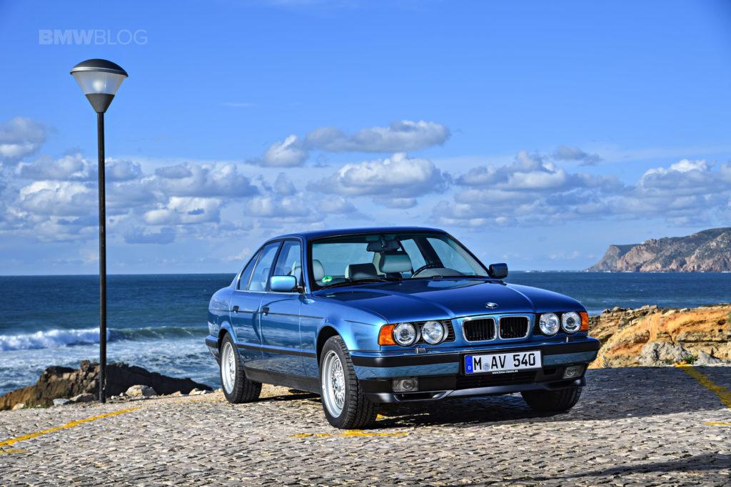 download BMW 520I E34 workshop manual