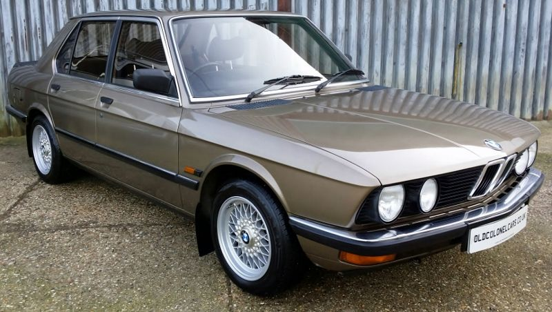 download BMW 525 E28 workshop manual