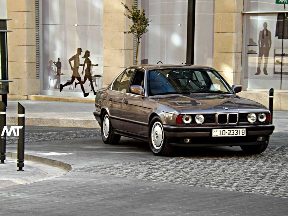 download BMW 530i E34 workshop manual