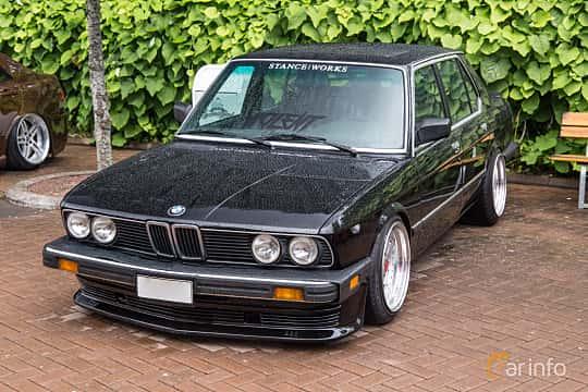 download BMW 535I E28 workshop manual