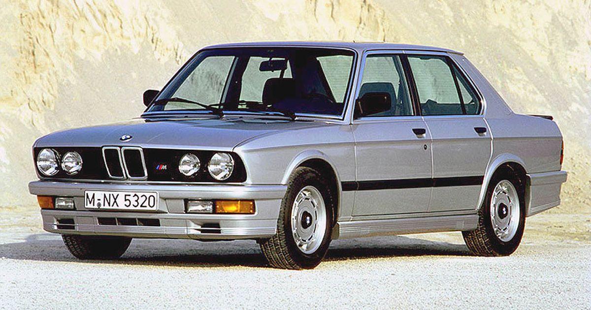 download BMW 535i M535i workshop manual