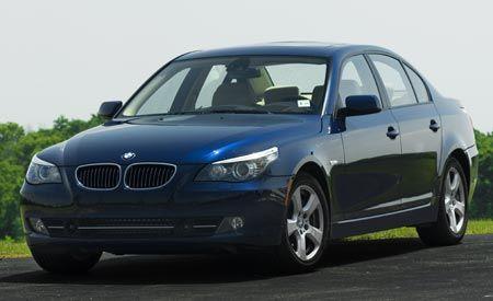 download BMW 535xi workshop manual