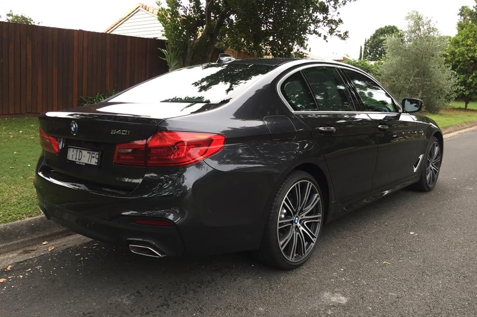 download BMW 540 540i workshop manual