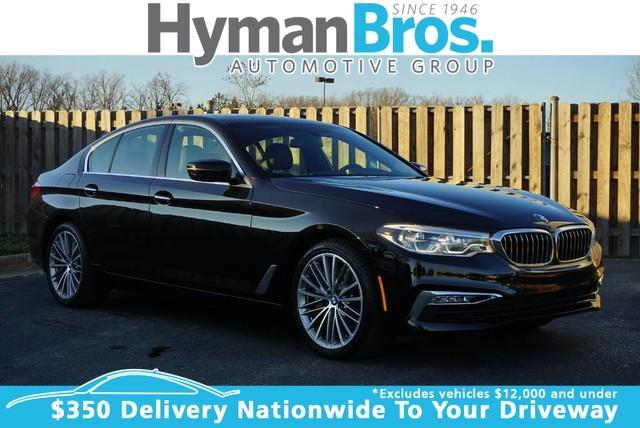 download BMW 540i workshop manual