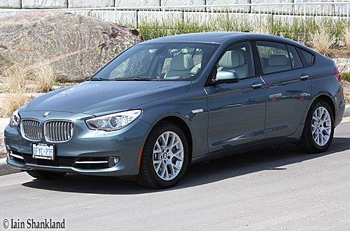download BMW 550I GT workshop manual