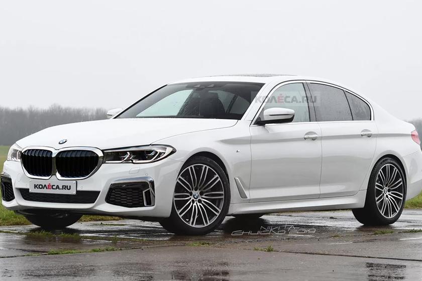 download BMW 550i workshop manual
